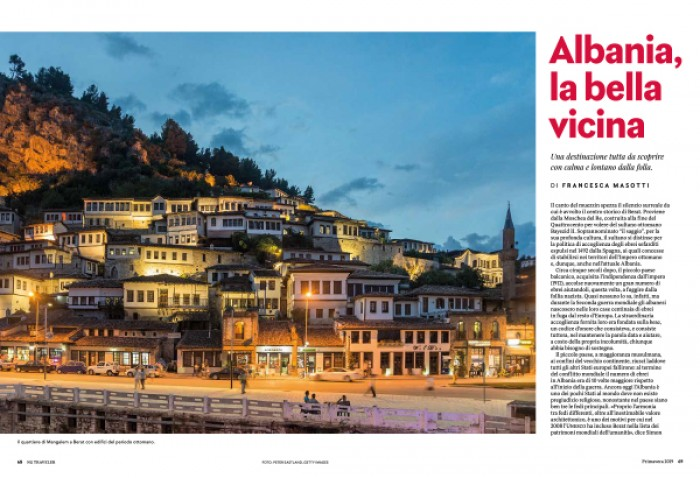 National Geographic: Shqipëria, fqinja e bukur e Italisë