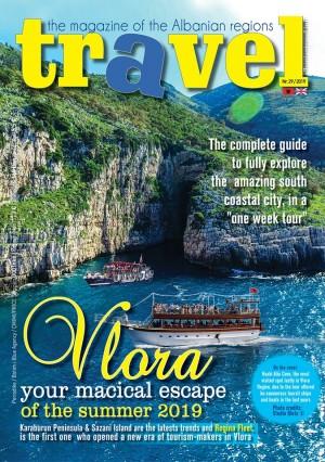 Numri i i ri i Travel Magazine: Vlora top destinacioni i Verës 2019