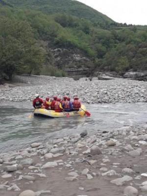 Rafting në Kanionet e Osumit, guida turistike e fundjavës edhe për të huajt
