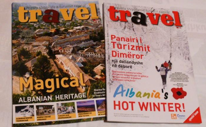 Travel Magazine 12 - në treg që nga fillimi i Dhjetorit, me destinacionet më të mira dimërore shqiptare