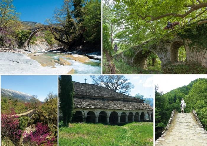 Urat e Zagories - Dhurata e Ali Pashë Tepelenës. Udhëtim përmes historisë dhe traditës