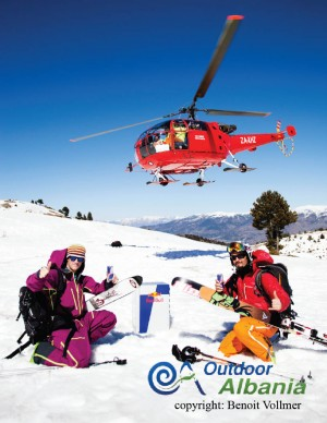 Heli Ski in Tomor, or one of the most amazing days of my life