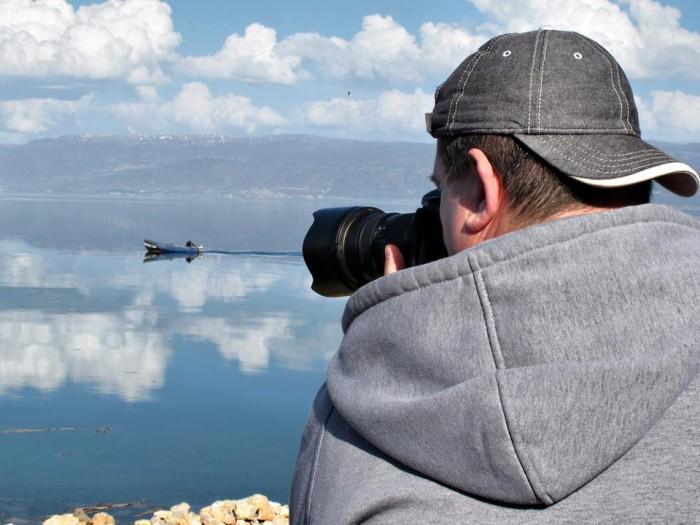 Ardian Fezollari - mjeshtri i fotopeisazhit shqiptar