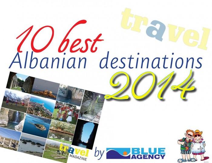 Votoni destinacionin më të mirë për vitin 2014 në Shqipëri!