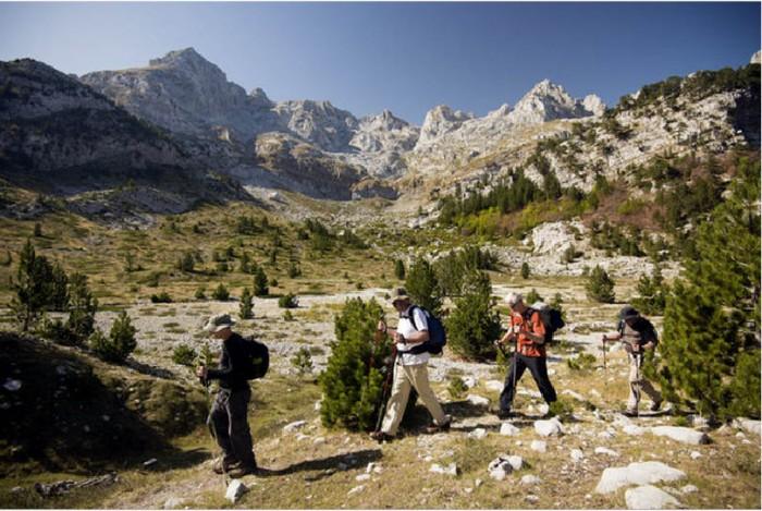 Bukuria e Alpeve Shqiptare nën frymëzimin e