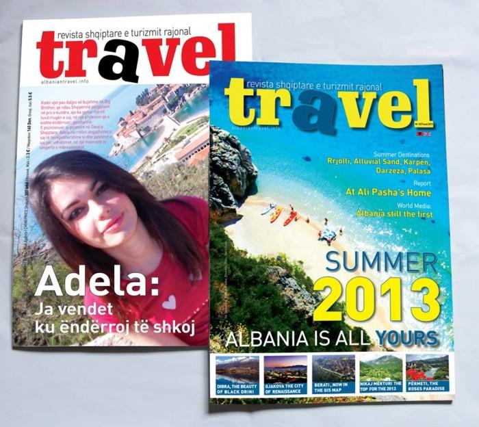 Në Treg numri 10 i Revistës Travel - një numër plot destinacione e ngjyra verore