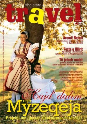 Travel Magazine nr. 21, një udhëtim mahnitës mes traditave e shijeve të Shqipërisë