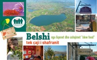 Albanian Food Tours 2018 - Belshi, from the lakes to slow food and saffron tea