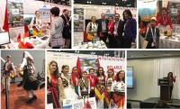 Adriatik Tours LLC successfully presented Albania  as a new Destination  in NY Times Travel Show