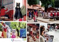 Në Krujën e bukur  të Skënderbeut, Muzeve e pazarit karakteristik