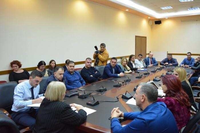 Unioni Turistik Shqiptar ministres Ekonomi: