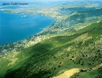 Vlora - the city with two seas....
